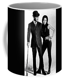 Mrs. Peel, We're Needed Coffee Mug