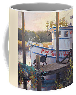 Mrs Shirley Mae Coffee Mug