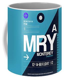 Mry Monterey Luggage Tag II Coffee Mug