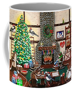 Ms. Elizabeth's Holiday Home Coffee Mug