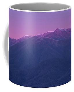 Mt Bogong Coffee Mug