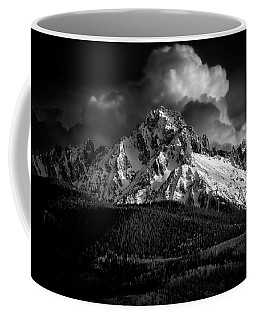 Mt Sneffels Drama Coffee Mug