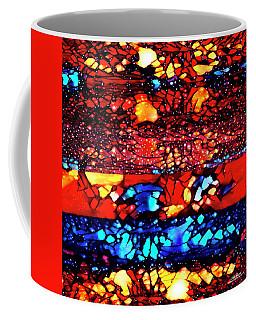 Coffee Mug featuring the digital art Muad'dib's Dream by Mike Braun