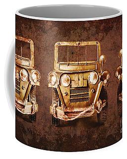 Mud Adventure Coffee Mug