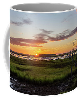Murrells Inlet Sunrise - August 4 2019 Coffee Mug