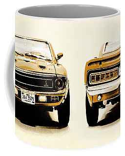 Muscle Machine Coffee Mug