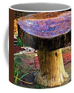 Mushroom Table Coffee Mug