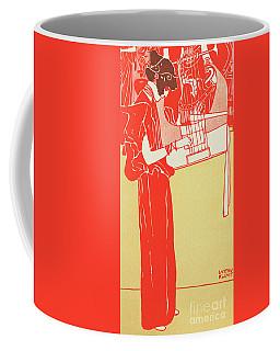 Music By Klimt Coffee Mug