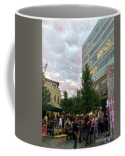 Music On Piazza Bergamo Coffee Mug
