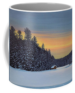 Muskoka Winter Coffee Mug