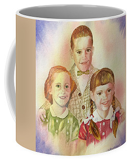 The Latimer Kids Coffee Mug