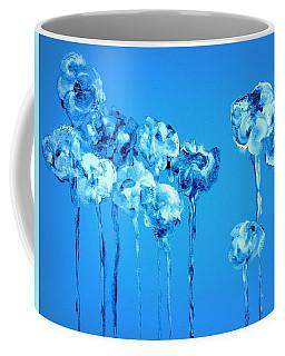 My Garden - Blue Coffee Mug