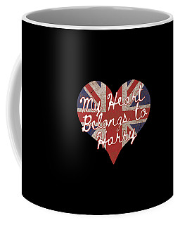 My Heart Belongs To Prince Harry Coffee Mug