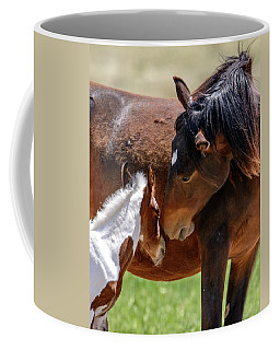 Coffee Mug featuring the photograph My Little One by Mary Hone