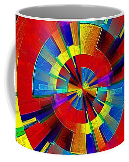 My Radar In Color Coffee Mug