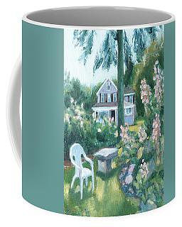 My Sister's Garden Coffee Mug