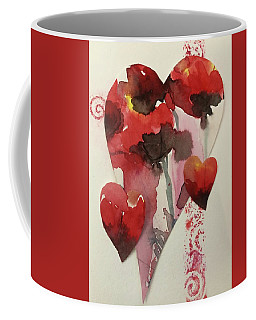 My Valentine Four Coffee Mug