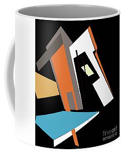 My World In Abstraction Coffee Mug