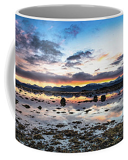 Myre Swapm Walkway On Vesteralen Norway Coffee Mug