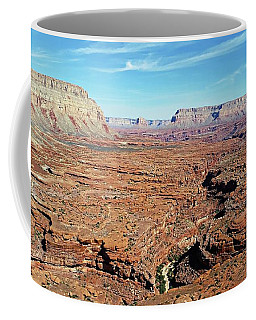 Mysterious Havasupai Canyon Coffee Mug