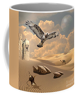 Mystica Of Desert Coffee Mug