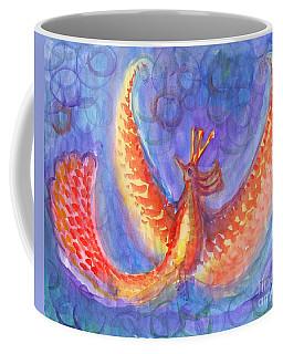 Mystical Phoenix Coffee Mug