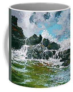 Nakalele Point Coffee Mug
