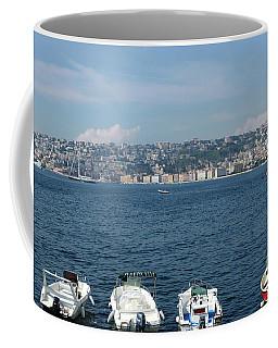 Naples Port Coffee Mug