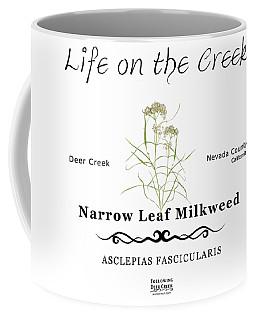 Narrow Leaf Milkweed Coffee Mug