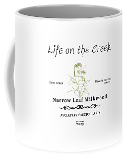 Narrow Leaf Milkweed Coffee Mug