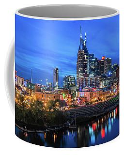 Nashville Night Coffee Mug