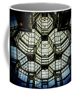 Glass Ceiling National Gallery Of Canada Coffee Mug