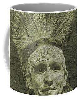 Native American Dancer Coffee Mug