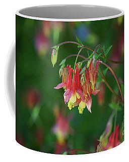 Native Columbine Coffee Mug