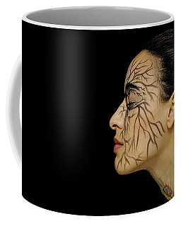 Coffee Mug featuring the photograph Nature Runs Through My Veins by ISAW Company