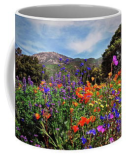 Nature's Bouquet  Coffee Mug