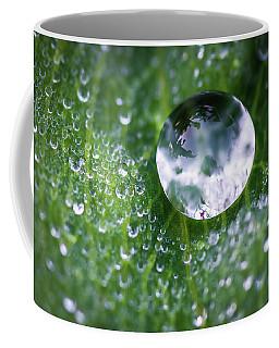 Natures Crystal Ball Coffee Mug