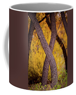 Nature's Font Coffee Mug