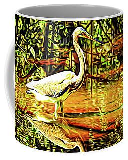 Nature's Mirror Coffee Mug