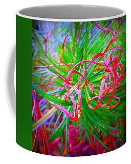 Nature's  Ribbons Coffee Mug