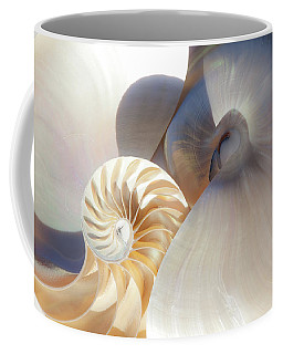 Coffee Mug featuring the photograph Nautilus 0442 by Mark Shoolery