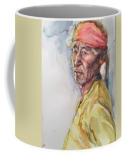 Navaho Man Coffee Mug