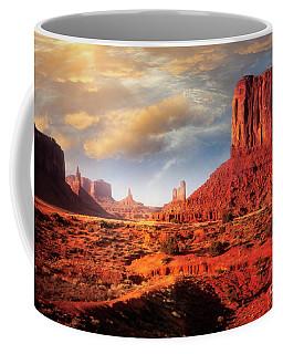 Navajo Lands Coffee Mug