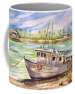 Near The Harbour 3 Coffee Mug
