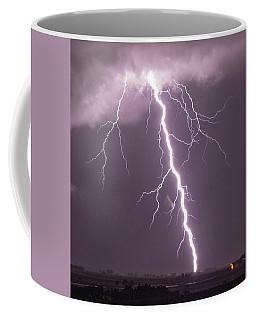 Nebraska Arcus And Lightning 046 Coffee Mug