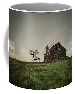 Nebraska Farm House Coffee Mug
