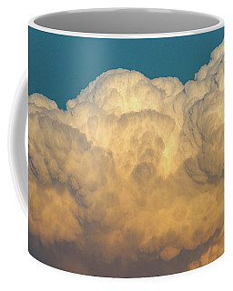 Nebraska Sunset Thunderheads 053 Coffee Mug
