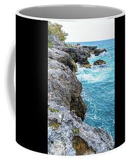 Negril Jamaica Cliffs Coffee Mug