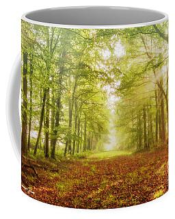 Neither Summer Nor Winter But Autumn Light Coffee Mug