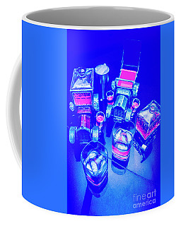 Neon Bar Coffee Mug
